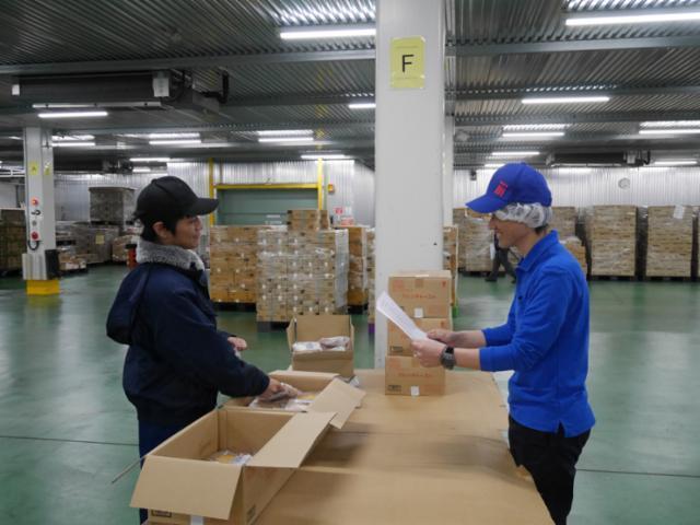 株式会社ムロオ 福岡支店 常温センターの画像・写真